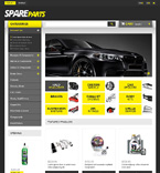 Spares for Speed - PrestaShop Theme #46847 by Hermes