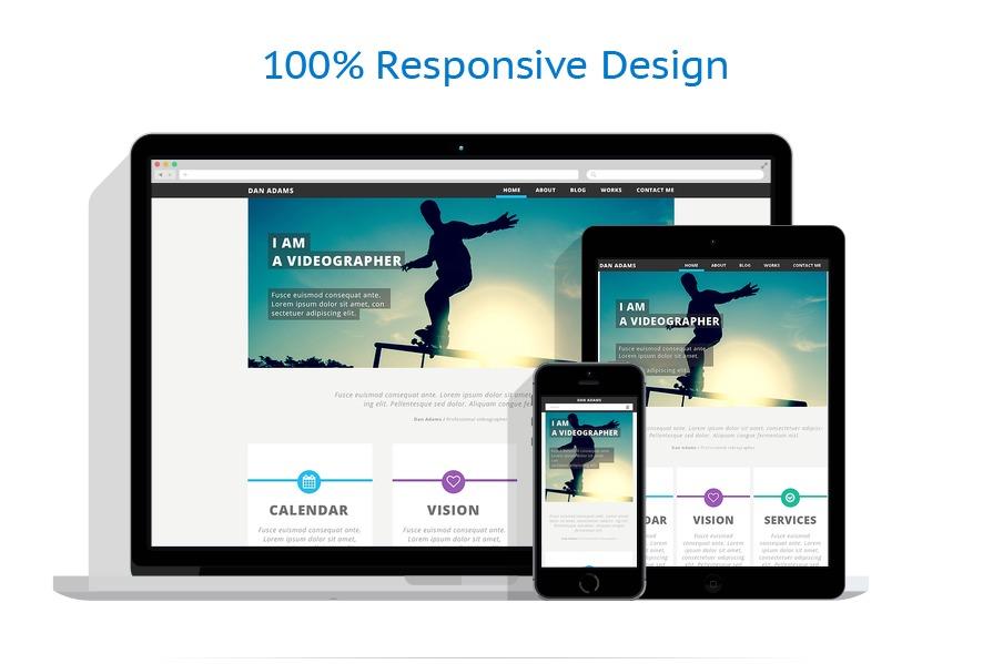 30 best responsive joomla portfolio photographer portfolio responsive joomla template 46898