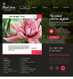 46994 Flowers, Last Added Website Templates