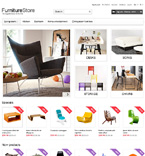 Magento theme #47096 by Hermes
