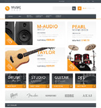 Magento theme #47098 by Ares
