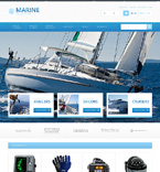 Magento theme #47099 by Ares