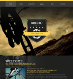 Website template #47104 by Ares