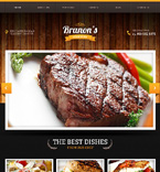 Website template #47122 by Ares