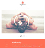 Website template #47151 by Elza