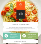 Website template #47176 by Delta