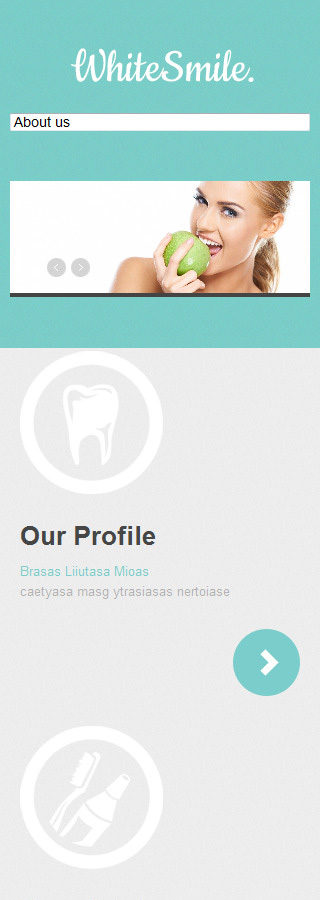 Joomla Template for Dentist