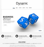 Website template #47260 by Sawyer