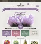 47316 Flowers, Last Added VirtueMart Templates