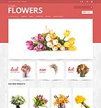 47887 Flowers, Last Added PrestaShop Themes