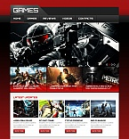 48056 Last Added, Games Moto CMS HTML Templates