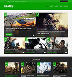 48248 Last Added, Games WordPress Themes