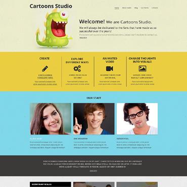 Купить  пофессиональные Drupal шаблоны. Купить шаблон #48282 и создать сайт.