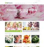 48318 Flowers, Last Added PrestaShop Themes