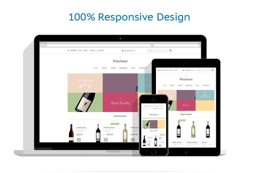 flat design template
