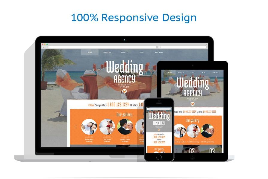 Wedding WordPress Theme