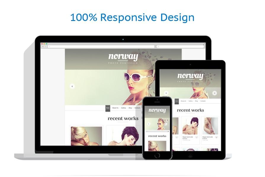 Art & Photography WordPress Theme