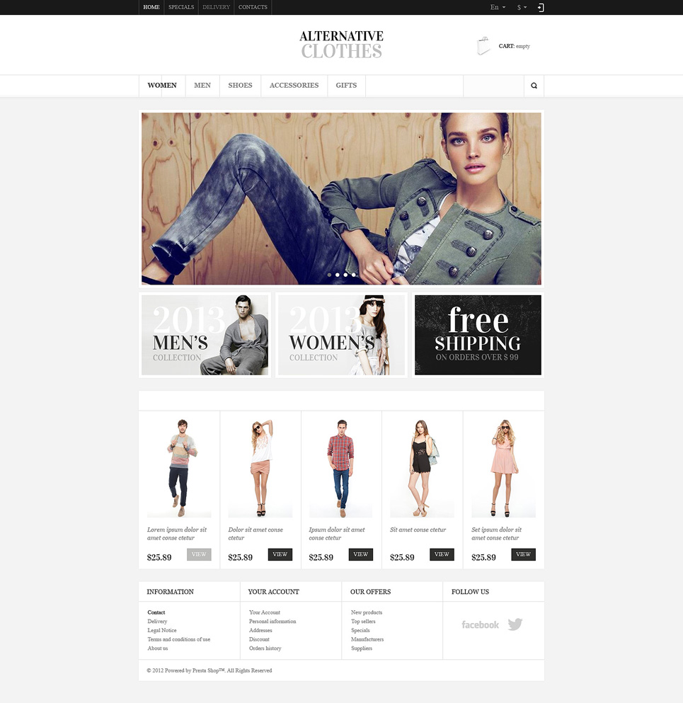 Experience a Hassle Free OSCommerce Design