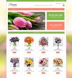 48632 Flowers, Last Added VirtueMart Templates