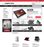 48748 Computers VirtueMart Templates