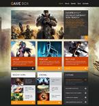 48834 Games WordPress Themes