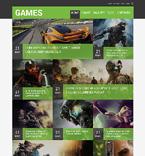 48951 Last Added, Games Joomla Templates