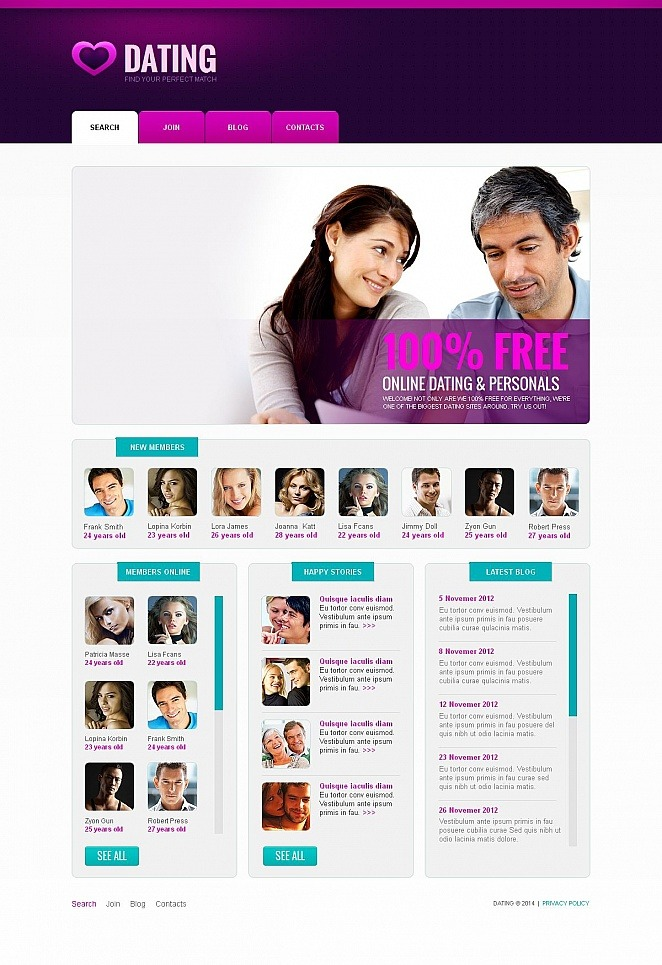 Cms site de rencontre gratuit