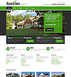 49332 Real Estate, Last Added Website Templates