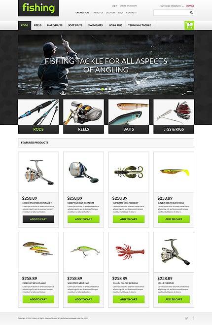 интернет рыбалка оборудование
