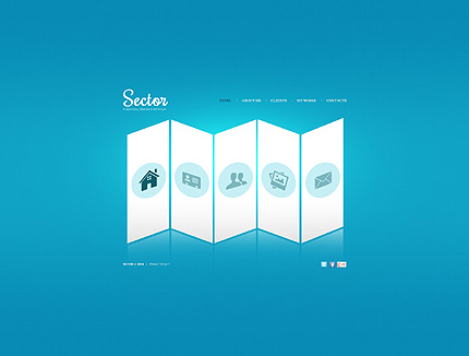 Psd Template (old To New)