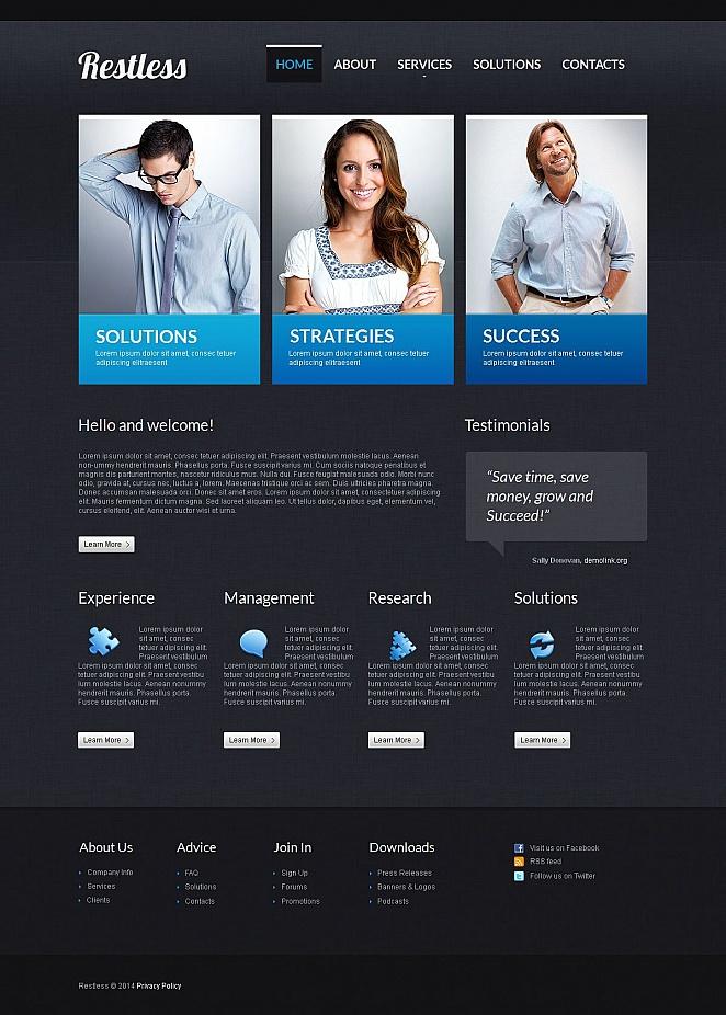 Merchant Services Moto Cms Template Templates Buy Website