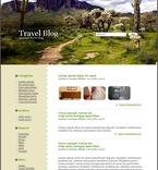 49685 Travel, WordPress Themes PSD Templates