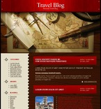 49689 Travel, WordPress Themes PSD Templates