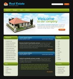 49735 Real Estate, WordPress Themes, Wide Templates PSD Templates