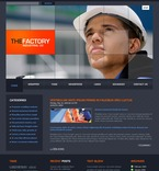 49790 Industrial, Most Popular, WordPress Themes, Wide Templates PSD Templates