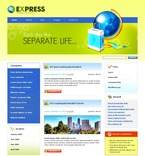 49796 Business, Travel, WordPress Themes, Wide Templates PSD Templates