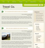 49806 Travel, WordPress Themes PSD Templates