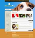 49832 Animals & Pets, Most Popular, WordPress Themes, Wide Templates PSD Templates