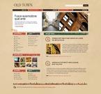 49833 Travel, WordPress Themes, Wide Templates PSD Templates