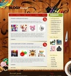 49840 Web Design, Personal Pages, WordPress Themes, Wide Templates PSD Templates
