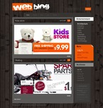 49845 Web Design, Personal Pages, WordPress Themes, Wide Templates PSD Templates