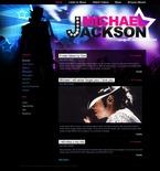 49852 Music, WordPress Themes, Wide Templates PSD Templates