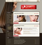 49854 Beauty, Most Popular, WordPress Themes, Wide Templates PSD Templates