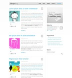49895 Web Design, Personal Pages, Most Popular, WordPress Themes, Wide Templates PSD Templates