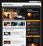 49903 Portal, Games, Most Popular, WordPress Themes, Wide Templates, jQuery Templates PSD Templates
