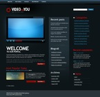49912 Media, Most Popular, WordPress Themes, Wide Templates PSD Templates