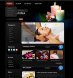 50013 Beauty, Most Popular, WordPress Themes, Wide Templates, jQuery Templates PSD Templates