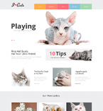 50099 Animals & Pets, Last Added Website Templates