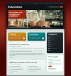 50174 Industrial, Most Popular, Wide Templates, Drupal Templates PSD Templates