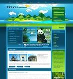50217 Travel, Wide Templates, Drupal Templates, jQuery Templates PSD Templates